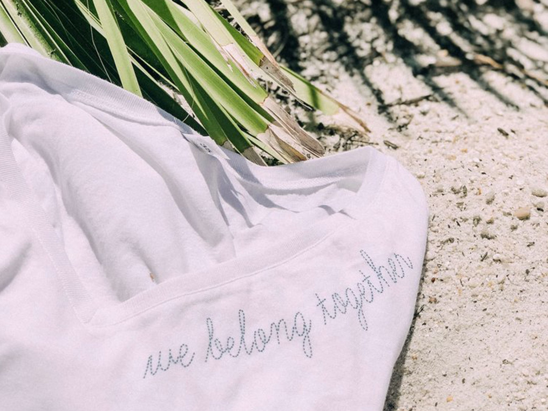 We Belong Together Nursing Tees