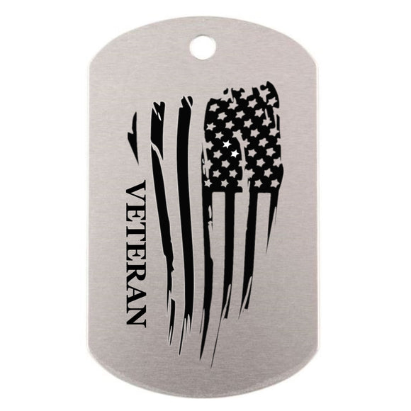 dog tag / Veteran