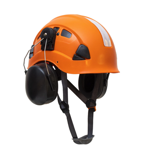 Ear Muffs for the Defender Safety H1-CH Hard Hat