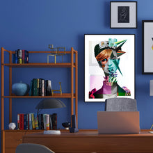 "Load image into Gallery viewer, Poster Fine Art | ""Frida Kahlo"""