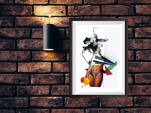 "Load image into Gallery viewer, Poster Fine Art | ""Doubt III"""