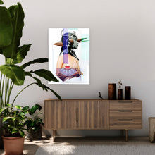 "Load image into Gallery viewer, Poster Fine Art | ""Warrior"""