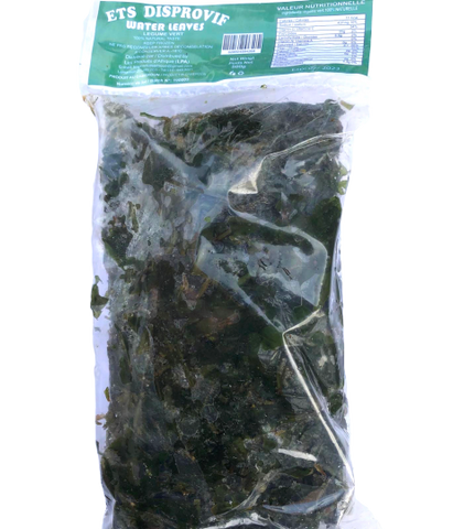 Water leaves (500g)