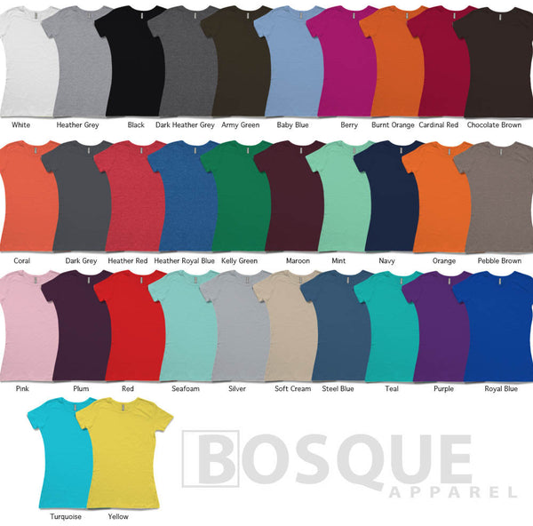 Bosque Logo Branded Graphic Tee - Ink Printed T-Shirt