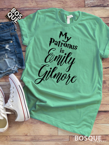 Gilmore Girls inspired T-Shirt - My Patronus is Emily Gilmore shirt - Ink Printed …