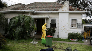 Sydney family forced to move after exposure to meth-contaminated property