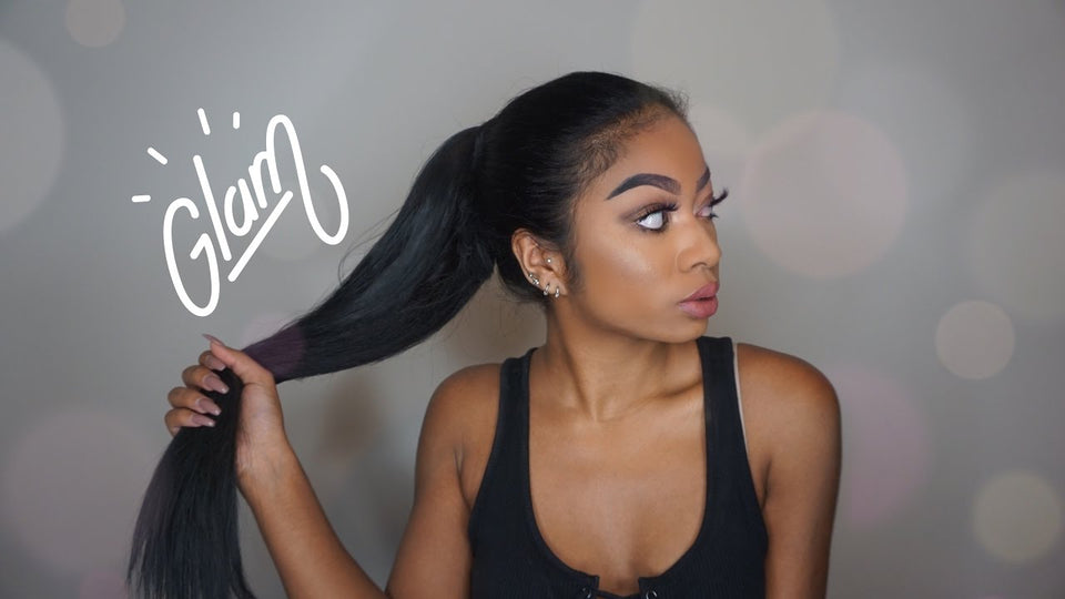 Happy Girl™ Ponytail Clip In Extension