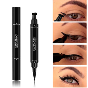 Black Double-headed Waterproof Eyeliner Pencil
