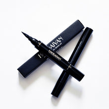 Load image into Gallery viewer, Black Double-headed Waterproof Eyeliner Pencil