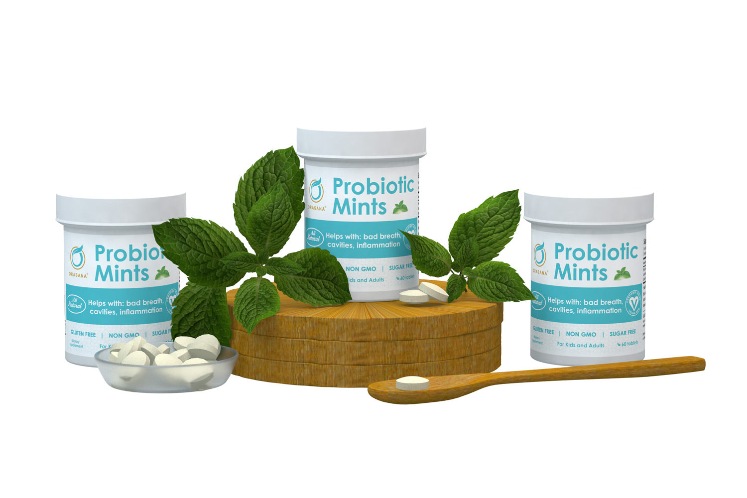Vegan Probiotic Mints