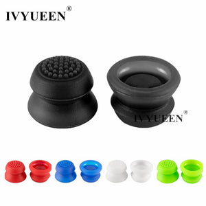IVYUEEN Silicone Thumbstick Grips for DualShock 4 – 2 Pieces