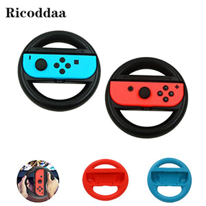 Ricoddaa Steering Wheel for Nintendo Switch