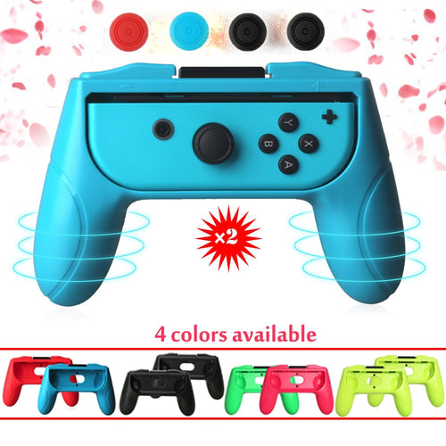 Nintendo Switch Joy-Con Handle Grip: Set of 2