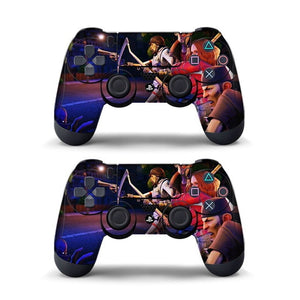 Fortnite DualShock 4 Skin Stickers