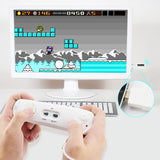 Data Frog Classic Video Game Console with Wireless Controllers