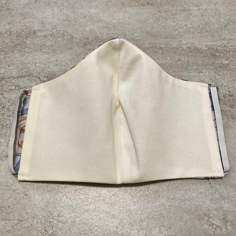 Louis Vuitton Pinball Silk Scarf Face Mask