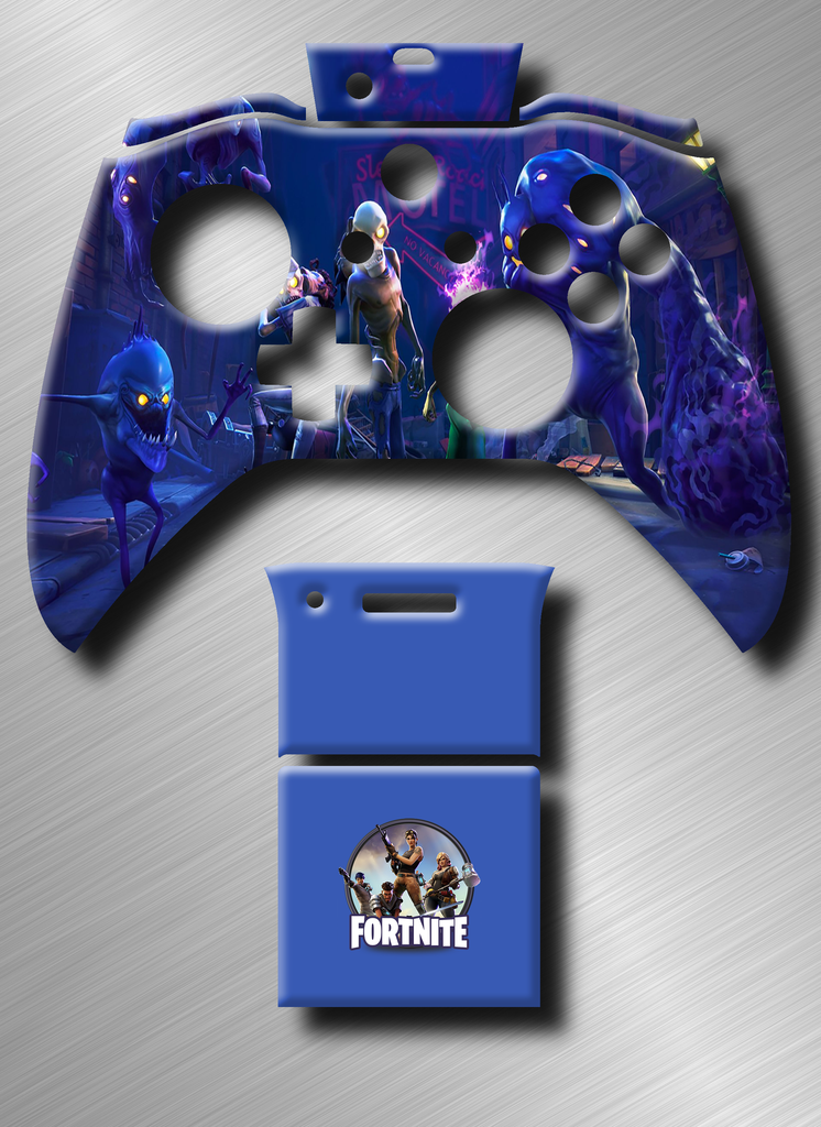 Xbox One Controller Skins Fortnite | 2 New Free Fortnite Skins
