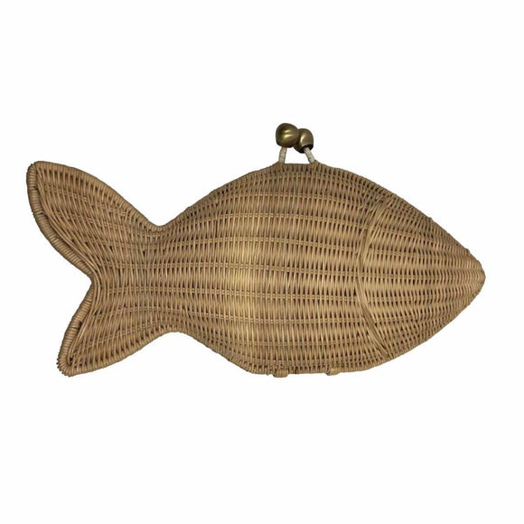 Wicker Fish