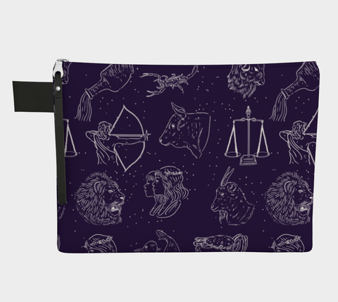 Zodiac Bag - Purple