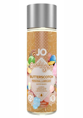 Butterscotch Water Based Lubricant  2oz