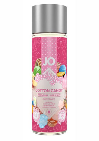 Cotton Candy  Water Based Lubricant 2 Oz