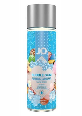 Bubble Gum Water Based Lubricant 2 Oz