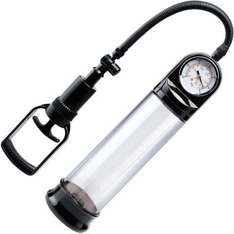 Pump Worx Accumeter Power Pump Clear