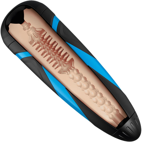 TORNADO BLISS MEN STROKER SLEEVE FOR THE SATISFYER MEN STROKER