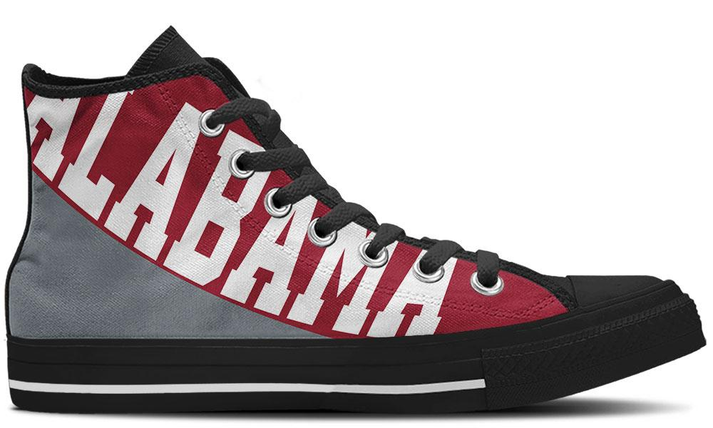 Alabama High Top Sneakers CR