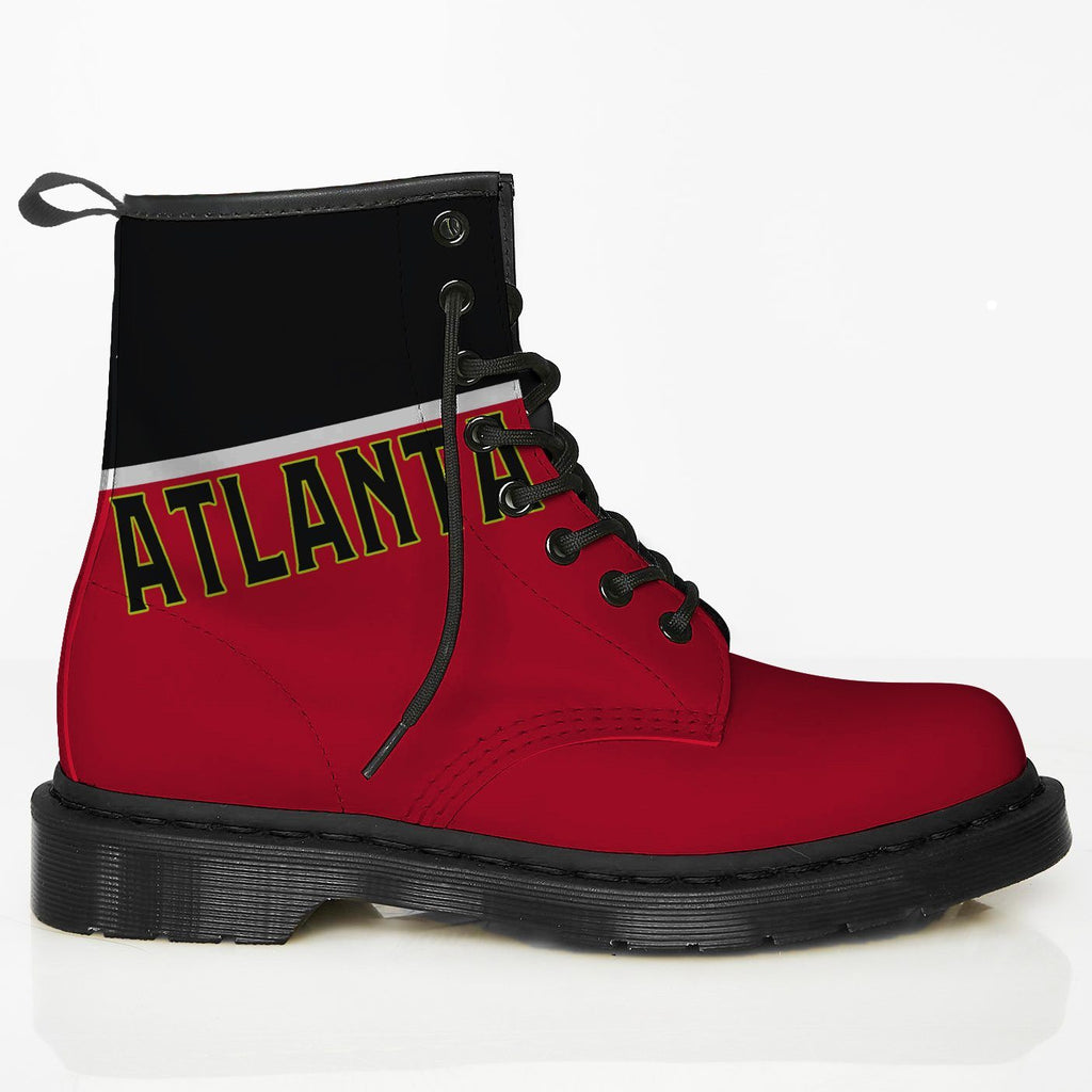 Atlanta Leather Boots HK2