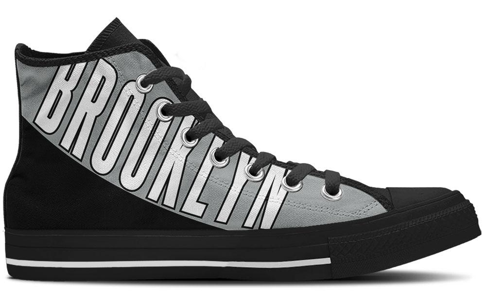 Brooklyn High Top Sneakers NE