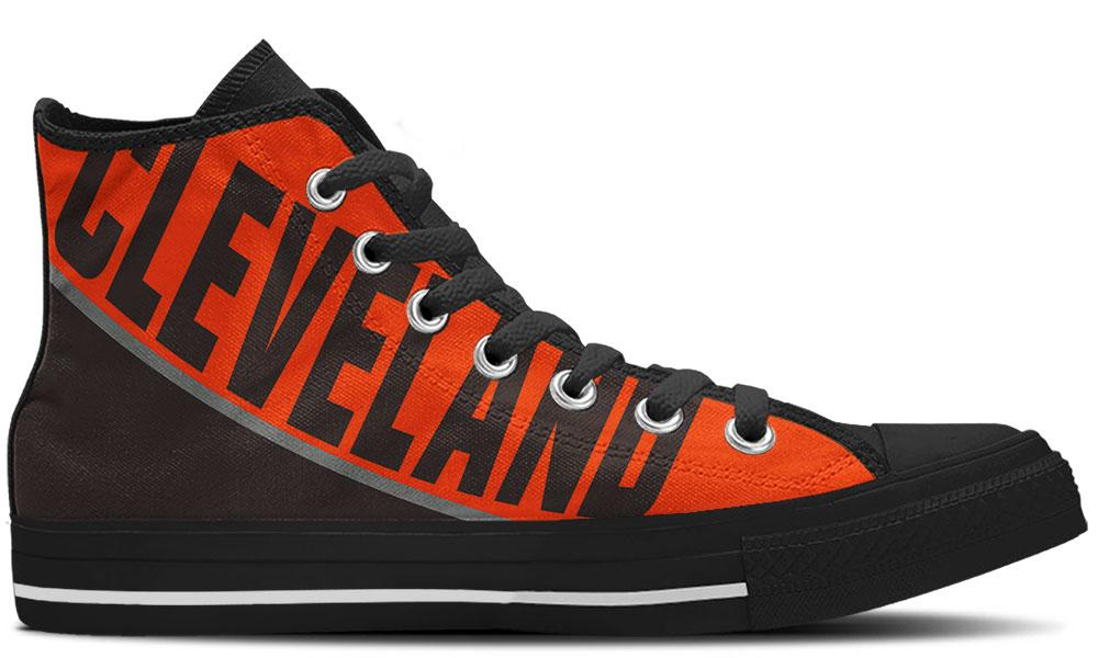 Cleveland High Top Sneakers BR