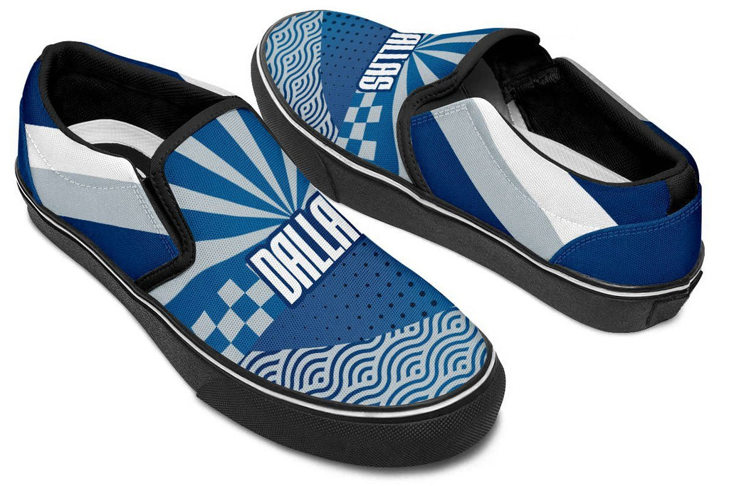 Dallas Slip-On Shoes MA