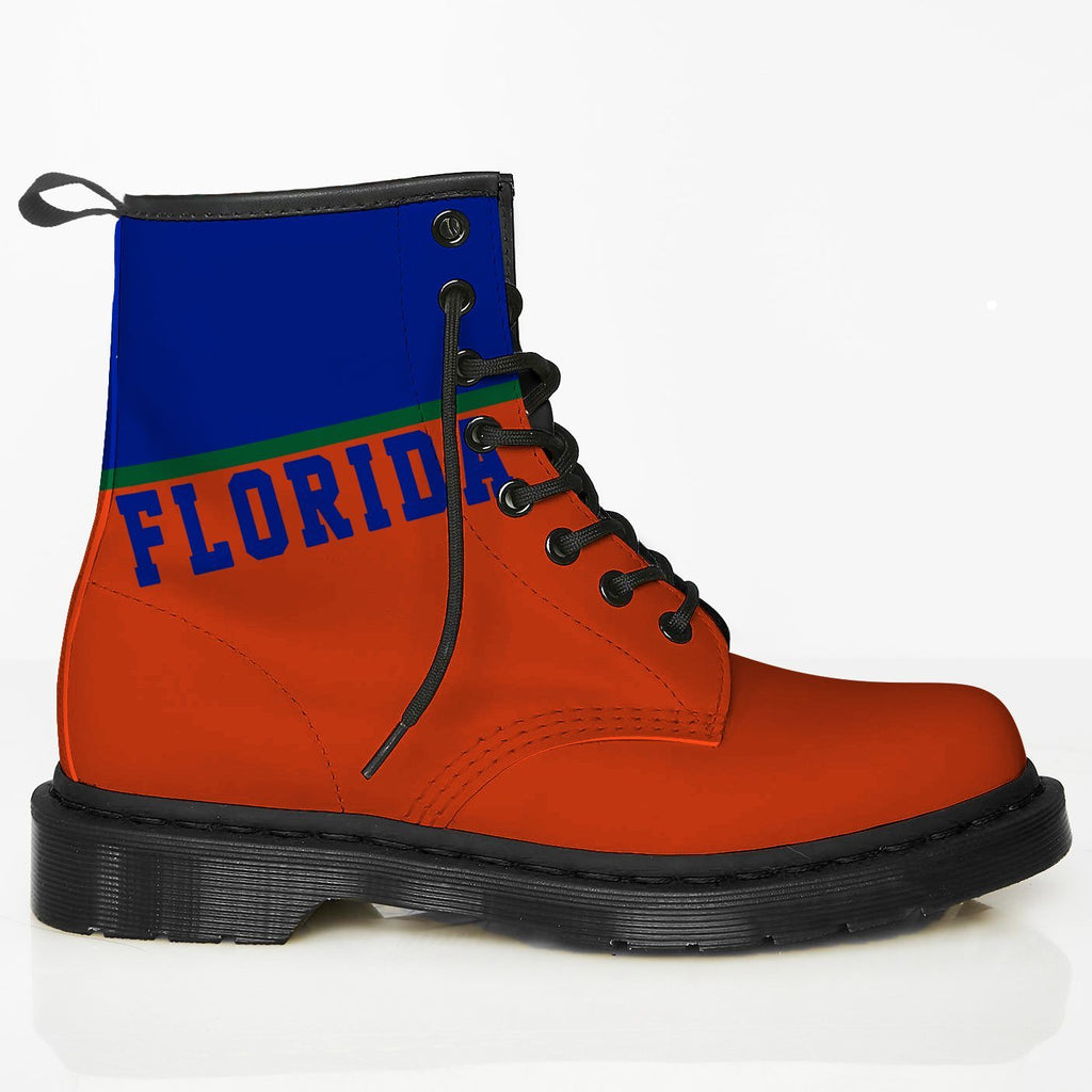 Florida Leather Boots GA