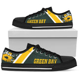 Green Bay Casual Sneakers