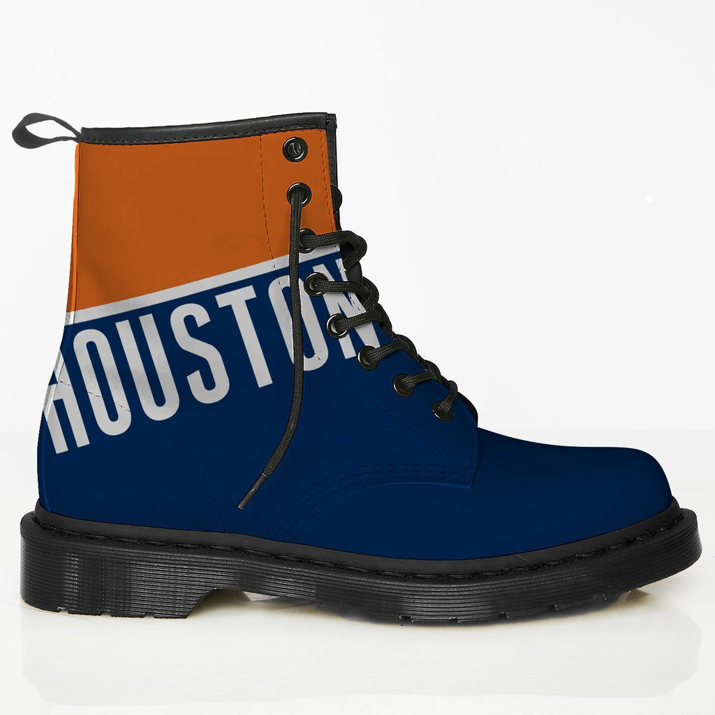 Houston Leather Boots AS
