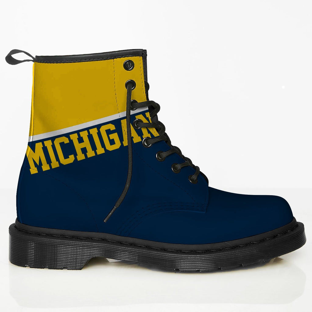 Michigan Leather Boots WV