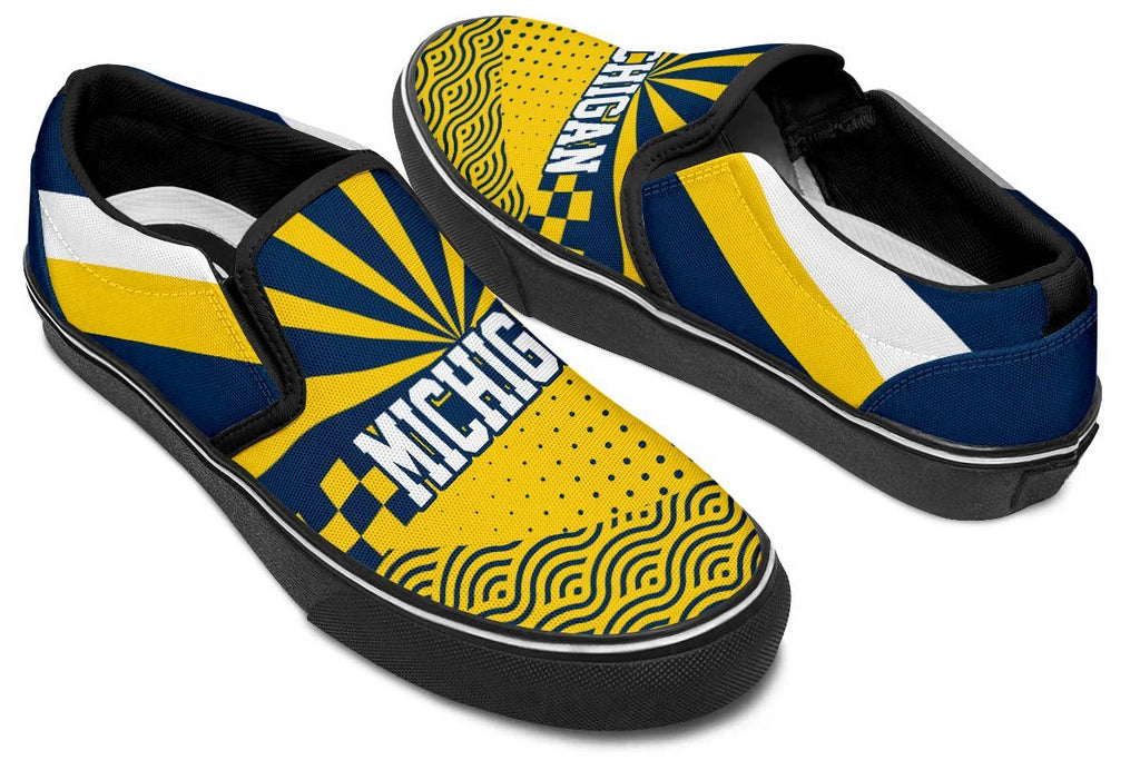 Michigan Slip-On Shoes WV2