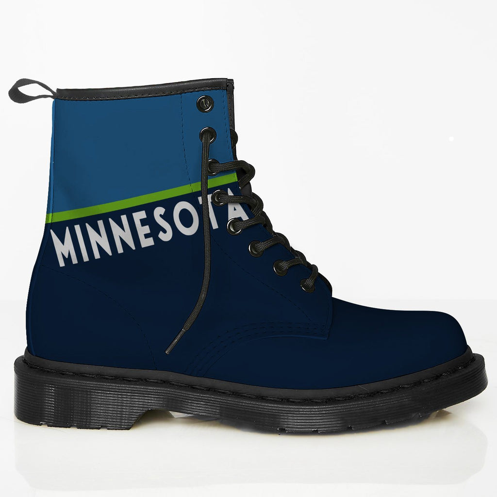 Minnesota Leather Boots MN