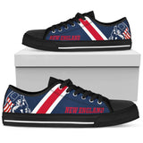 New England Casual Sneakers