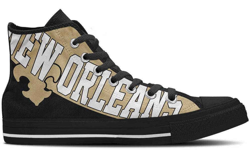 New Orleans High Top Sneakers SA