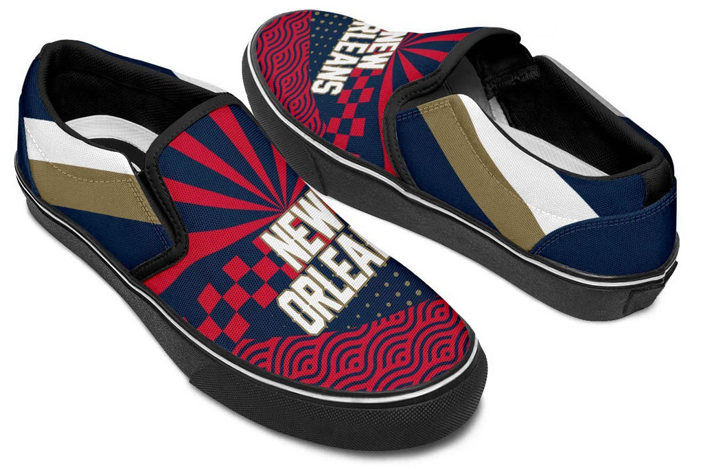 New Orleans Slip-On Shoes PE