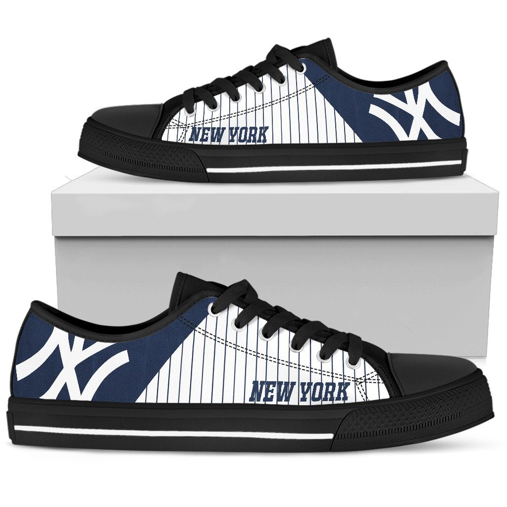 New York Yankees Shoes - Casual Canvas