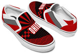 Ohio State Slip-On Shoes BU