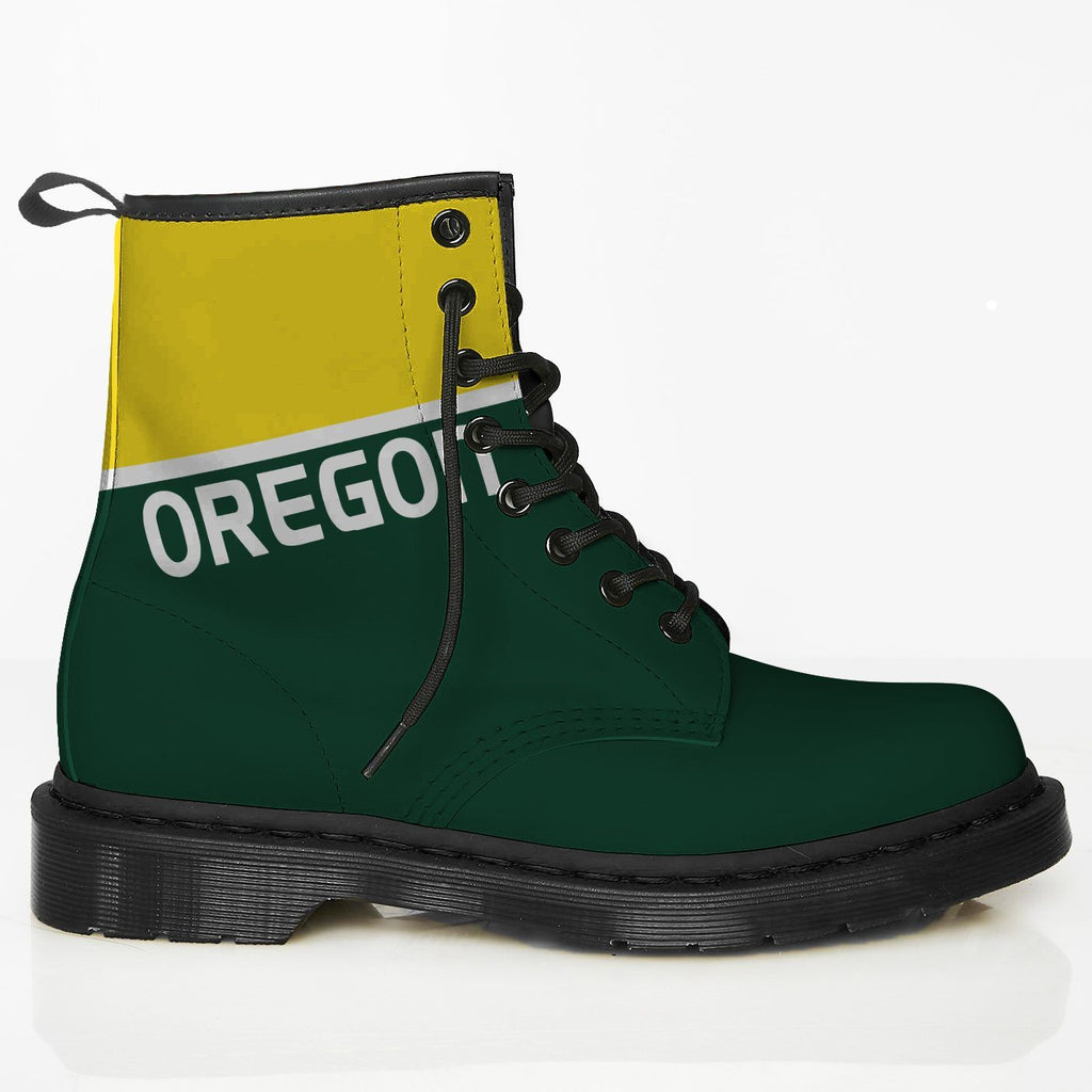 Oregon Leather Boots DK