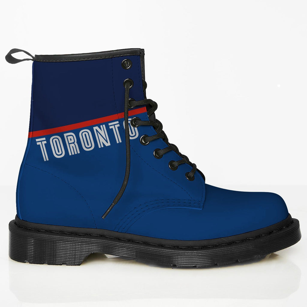 Toronto Leather Boots JY