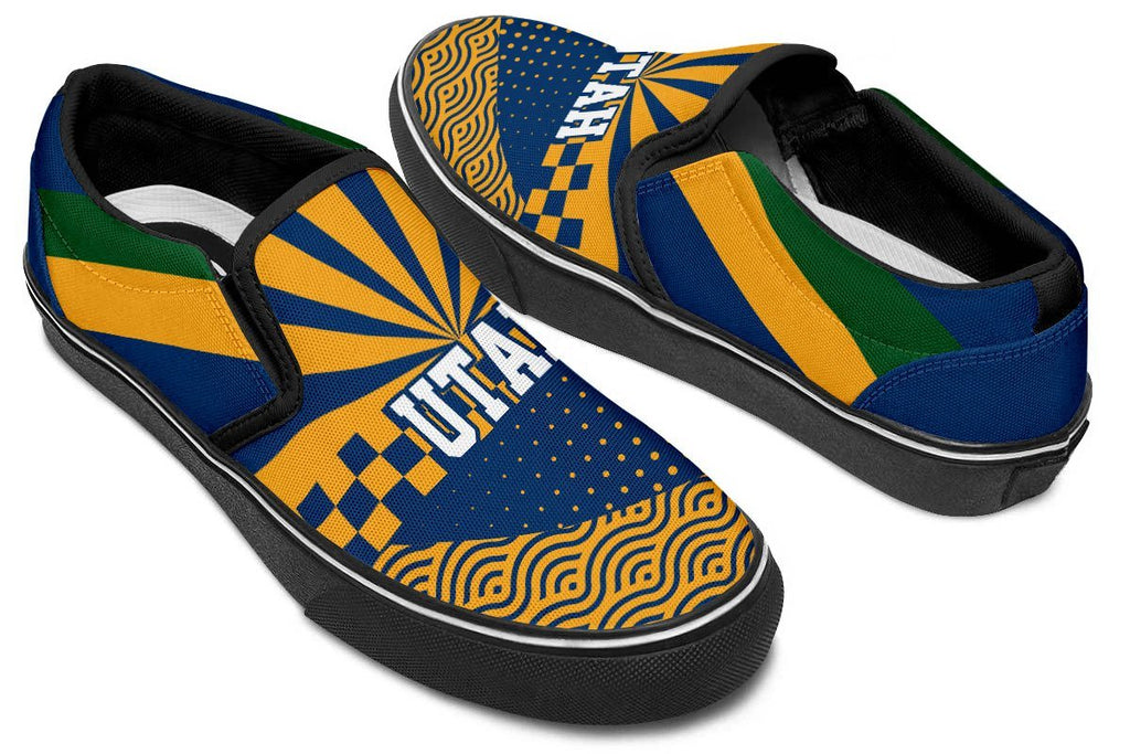 Utah Slip-On Shoes JZ