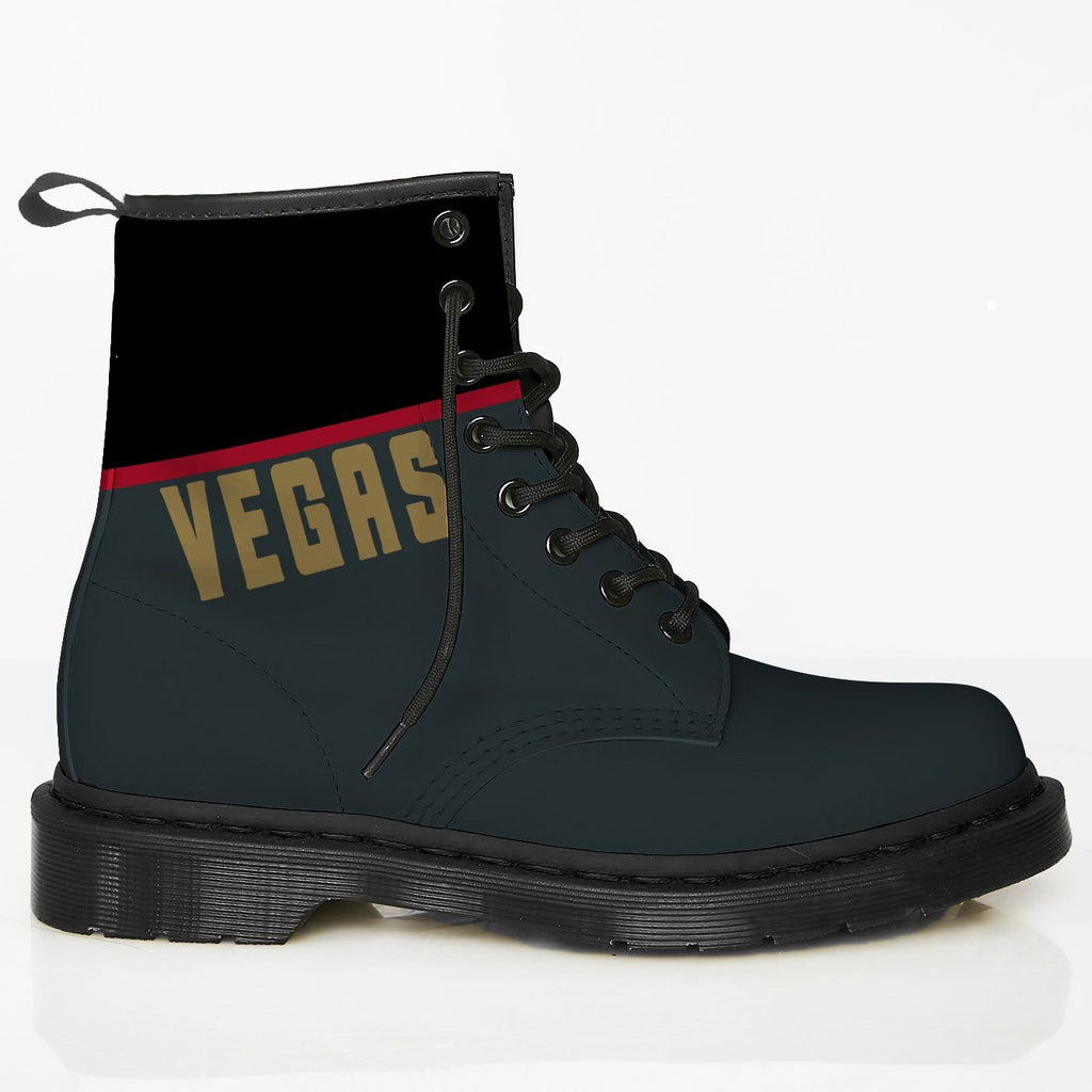Vegas Leather Boots GK