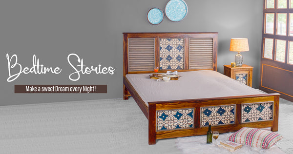 Beds and Bedside Tables