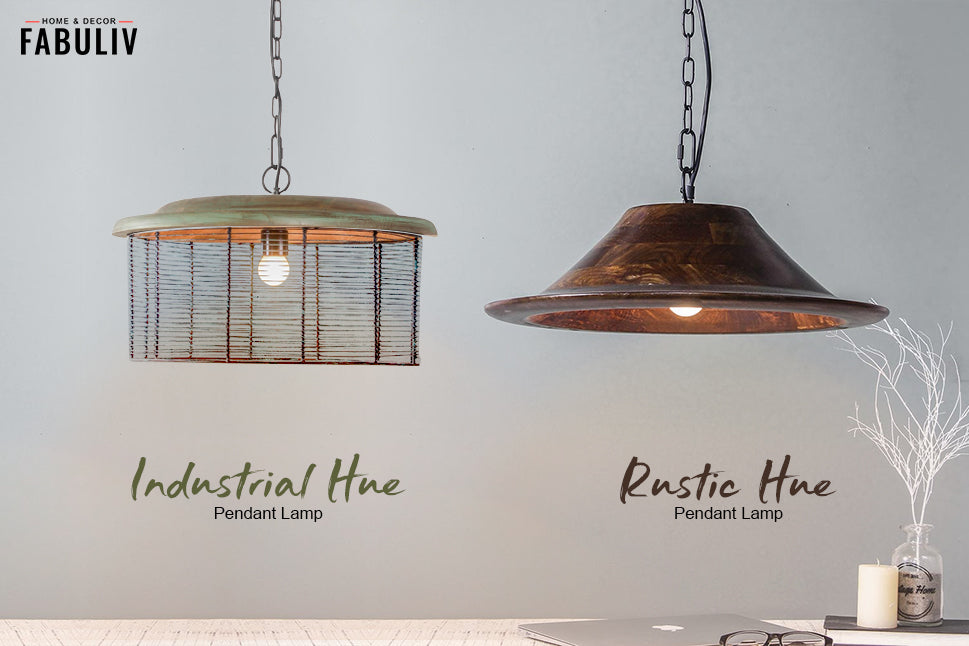 home lighting and lamps handcrafted